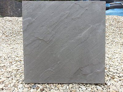 Concrete Paving Slabs A Pallet Of 50 Charcoal 450 x 450mm