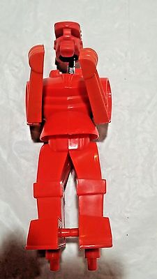 Rock 'em Sock 'em Red Robot Replacement Part Free Shipping