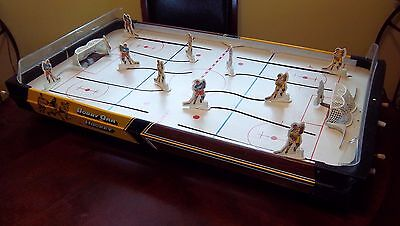 Bobby Orr Munro hockey game 1970's  with end glass table top hockey game