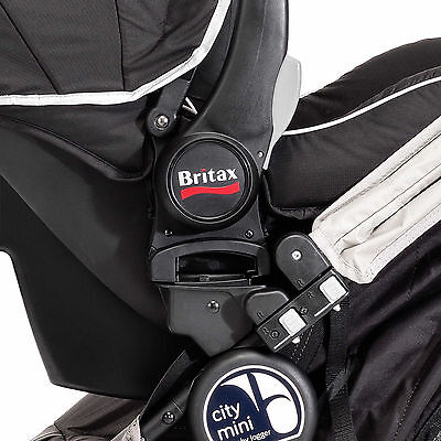 Baby Jogger Britax B-Safe Single Car Seat Adapter - New! Free Shipping! BJ90131