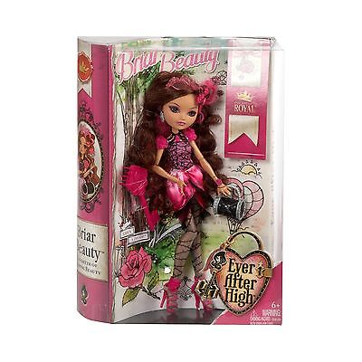 Ever After High ROYAL Doll--BRIAR BEAUTY