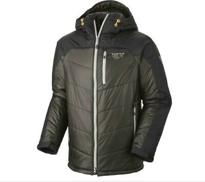 Mountain Hardwear Men's B'Layman Jacket Black XXL
