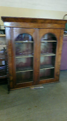 Antique  Glazed  Cabinet