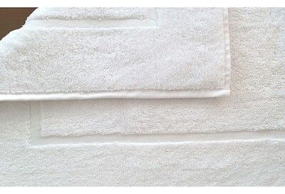 Picture Frame Hotel Bath Mats - Pack of 6