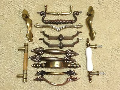Mixed Lot Cabinet Hardware Drawer Pulls Handles