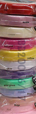 Knitlon Nylon Knitting Yarn 25mm X 90 Meter Roll many colours available