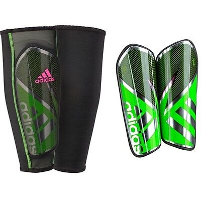 adidas GHOST PRO Soccer Shin Guards, Style AP8163- Size M
