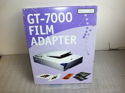 Epson Gt-7000 Scanner Film Adapter B813133