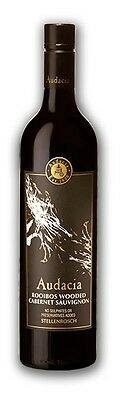 South African Alcohol/ Wine - Audacia Rooibos Infused Cabernet Sauvignon (750mL)