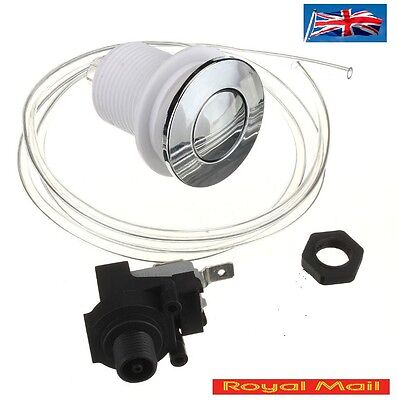 Waste Disposal Spa Jacuzzi Air Switch Latching Type Vat Invoice