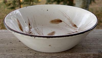 "MIDWINTER ""Wild Oats"" 8-3/4"" Round Vegetable Bowl..MINT..FREE Shipping!!!"