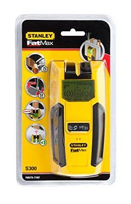 Stanley FatMax S300 Stud, Pipe & Cable Detector FMHTO-77407 NEW