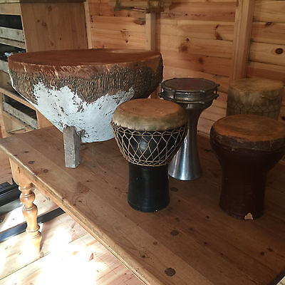 African And Other Hand Drums