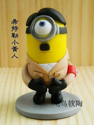 Action Figure Adolf Hitler MINION MINIONS Desplicable Me HANDMADE toys doll toy