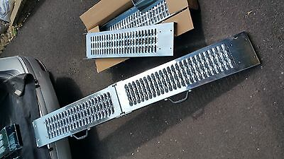 Steele Ramps for Single Seat Golf Buggy, Quad or Motorcycles