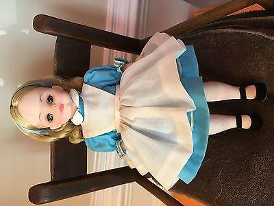 Madame Alexander Doll Called Alice #1552 With Box