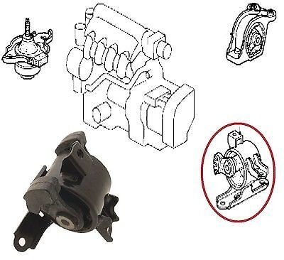 Left Hand Gearbox Transmission Mount (Hydro) For Honda City Jazz