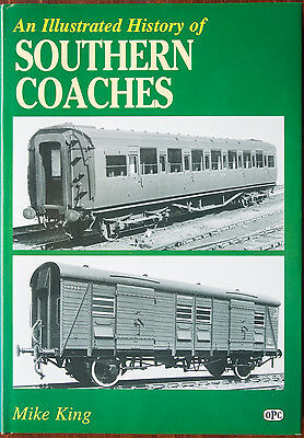An Illustrated History of Southern Coaches by Mike King (Hardback, 2003)