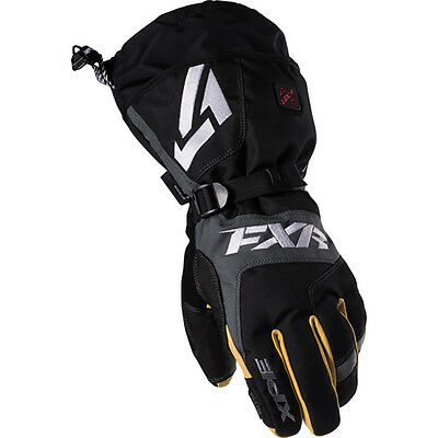 2017 FXR Racing Winter Snowmobile Heated Recon Glove Insulated Waterproof Liner