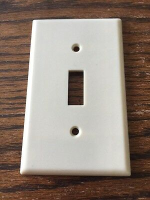 Vintage Lines Lined Leviton Switch Plate Cover Deco No. 10