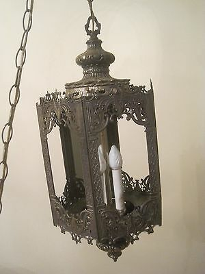 vintage ornate chandelier lamp candle light elegant antique style light decor