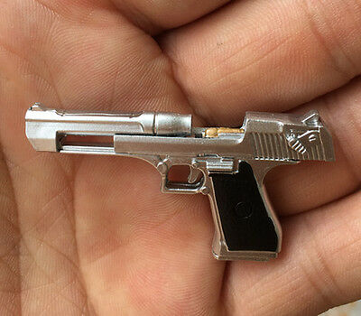 1/6 scale DESERT EAGLE PISTOL model weapon 12 inch soldier gun toy Action Figure