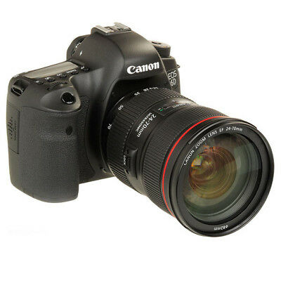 New Canon EOS 6D + 24-70mm f4 L IS USM