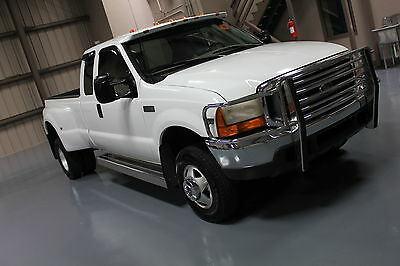 1999 Ford F-350  1999 Ford F350 EXT CAB DUALLY 7.3L DIESEL 4X4 POWERSTROKE 2000 2001 2002 DRW