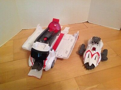 SPEED RACER MACH 6 & BATTLE RIG VEHICLE TRUCK VAN HOT WHEELS MOVIE Plus Matchbox