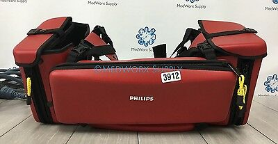 Philips Heartstart MRx Support Travel Bag For AED Monitors 3912
