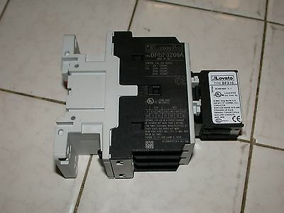 LOVATO CONTACTOR DPBF3200A - MADE in ITALY