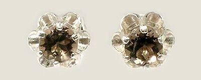 19thC Antique 1ct Cairngorm Smoky Quartz Scotland National Gem Druid Celt Magic