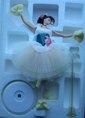 Lighter Than Air Porcelain Ballerina BARBIE~Prima Ballerina~NIB