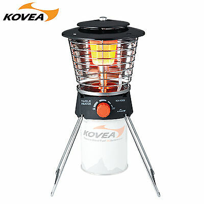 Kovea KGH-1009(KH-1009) Outdoor Table Gas Heater Stove Camping Fishing Hiking