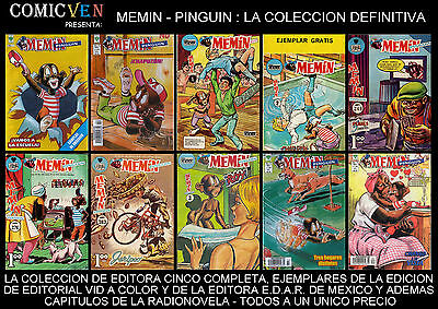 Memin : Coleccion  Digital 767 Comics Digitales Descarga Y Envio Mexican Comics