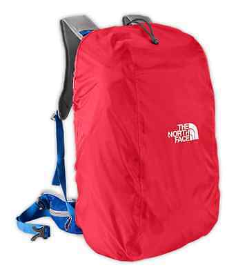 The North Face Back Pack Rain Cover TNF Red X-Small