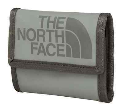 The North Face Base Camp Wallet Zing Grey/Graphite Grey