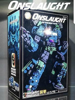 Transformers WuKong Warbotron WK-09 Onslaught In stock MISB
