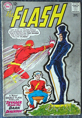 The Flash #151 - Invader from the Dark Dimension! Jay Garrick Flash! Shade!