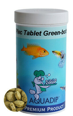 Bottom Green Pleco Tablets 100 ml Pot