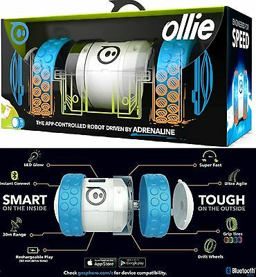 NEW Ollie by Sphero Bluetooth Controlled Robotic Toy for iPad iPhone & Android