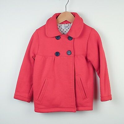 Mini Boden Red Coat