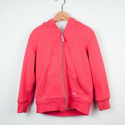 Pink Mini Boden Hoody