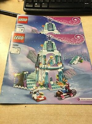 Lego 41062 Frozen Instructions Manuals Only