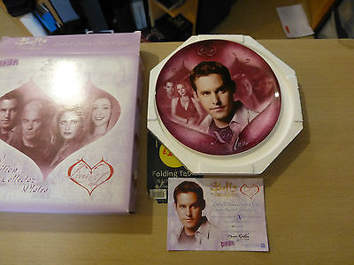 Buffy The Vampire Slayer Limited Addition Collectors Plate