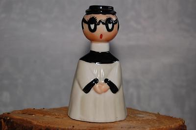 RARE ART DECO CARLTON WARE__CHOIRBOY TABLE BELL__1930's?__unmarked