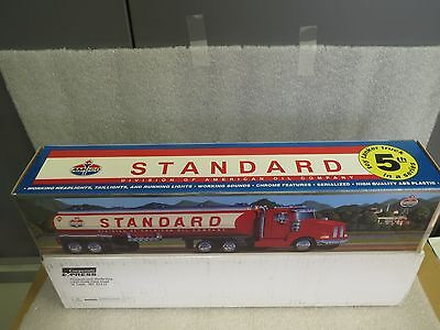 AMOCO-STANDARD OIL CO. 1998 Credit Card Issue Truck #5 in series