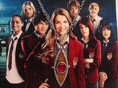 House of Anubis handmade replica of Nina's Eye of Horus Necklace prop