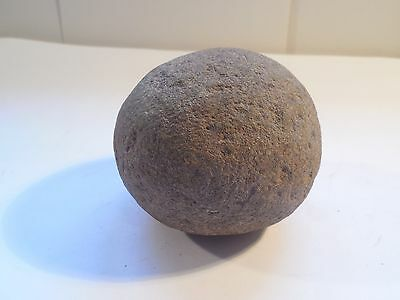Nicoya Stone Game Ball Costa Rica Pre-Columbian Archaic Ancient Artifact Mayan