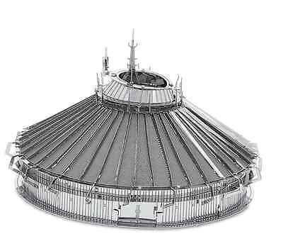 New Disney Parks Authentic✿Metal Earth 3D Model Kit✿Space Mountain Ride Replica